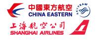 MU 중국동방항공 로고